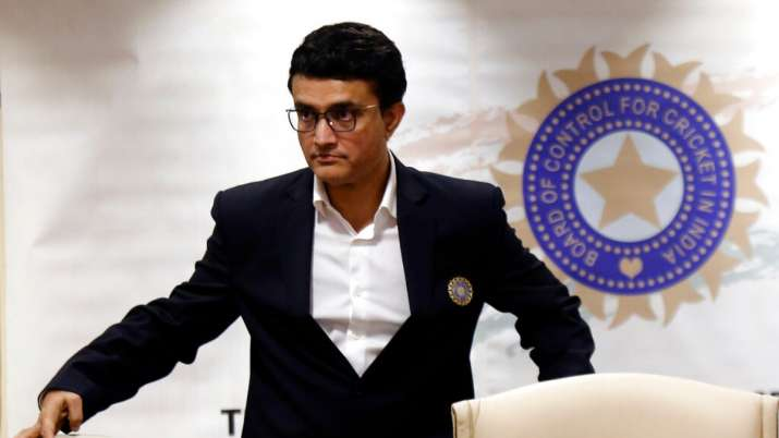 After 11 matches across 6 countries, Sourav Ganguly finally turns India to pink
