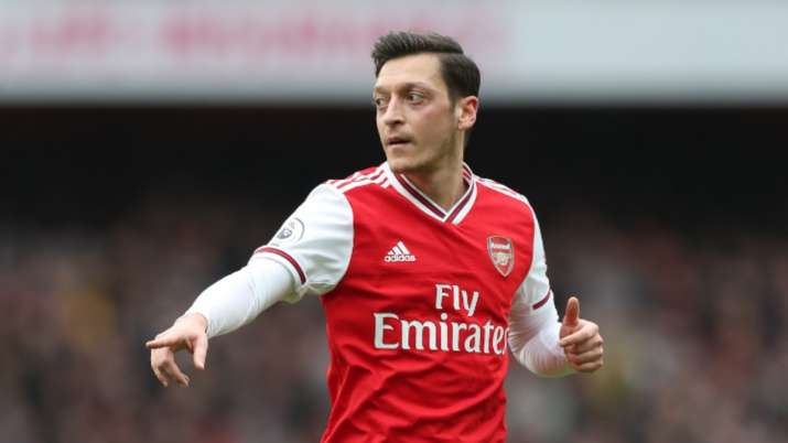 Premier League: Will give everything I have for Arsenal, says Mesut Ozil