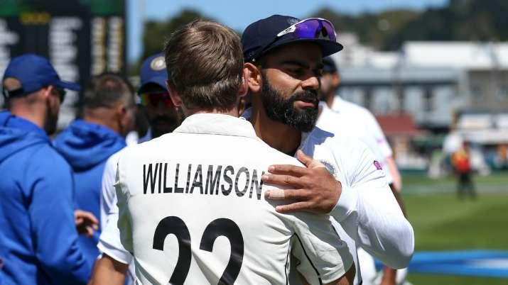 Virat Kohli shares unseen image with 'Good Man' Kane Williamson