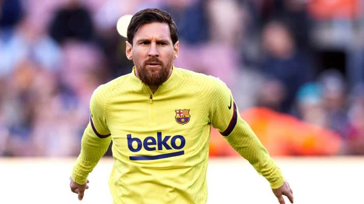 Barcelona allay fears over Lionel Messi injury ahead of La Liga restart