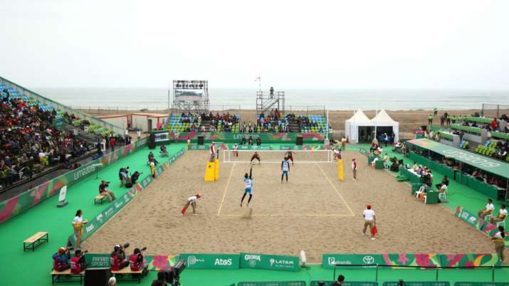 FIVB updated the calendar for the beach volleyball events