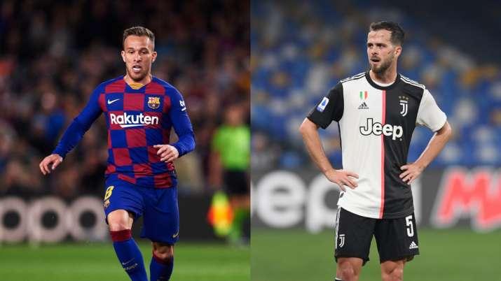 Barcelona and Juventus complete Arthur-Pjanic swap deal