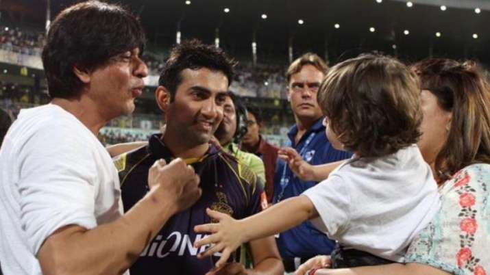 This is your team: Gautam Gambhir reveals Shah Rukh Khan's words while replacing him with Ganguly at