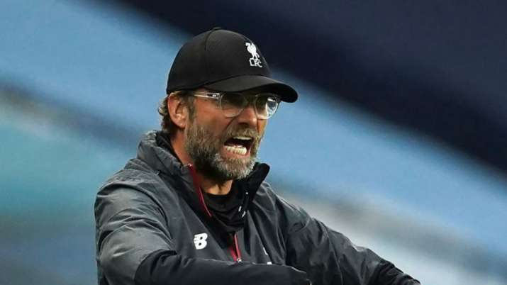 Liverpool may have secured the league title but Jurgen