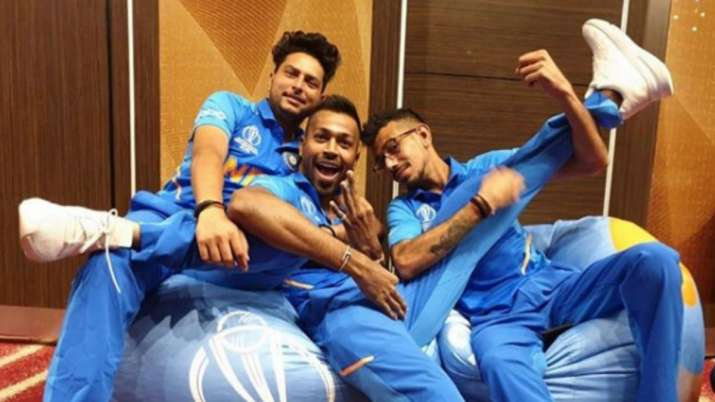 yuzvendra chahal, kuldeep yadav, hardik pandya, team india, 2019 world cup, 2019 world cup india, yu