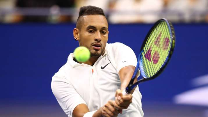 Nick Kyrgios withdraws from US Open 2020 due to coronavirus concerns