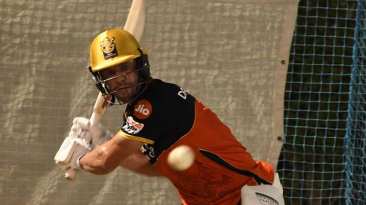 IPL 2020 | First training session on sticky wicket was a great challenge: AB de Villiers