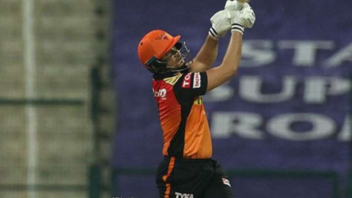 All-rounder Samad - who made his IPL debut against DC -