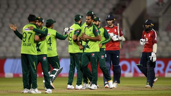 3rd T20I: Mohammad Hafeez, Haider Ali power Pakistan to 5-run win over England; draw series 1-1