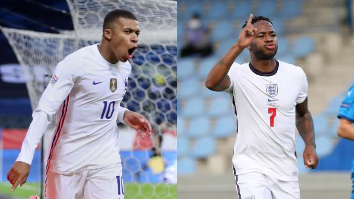 Kylian Mbappe, Raheem Sterling rediscover scoring touch in Nations League