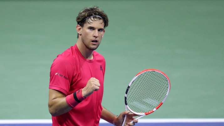 US Open 2020: Dominic Thiem sees off Marin Cilic fightback to seal last 16 spot