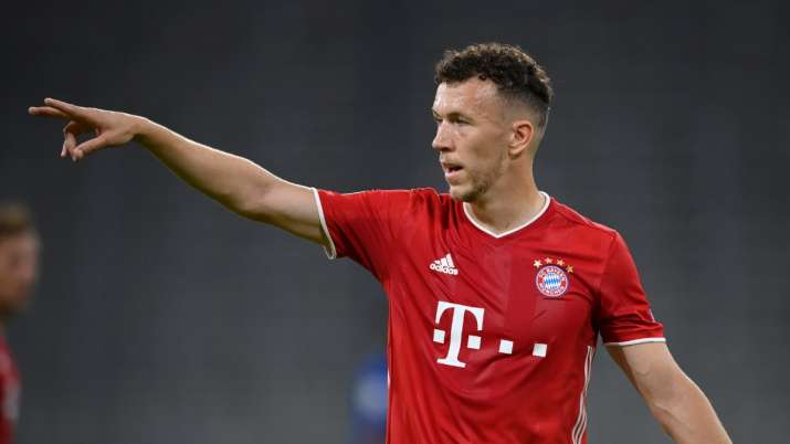 Bayern Munich confirm Ivan Perisic heading back to Inter Milan after loan