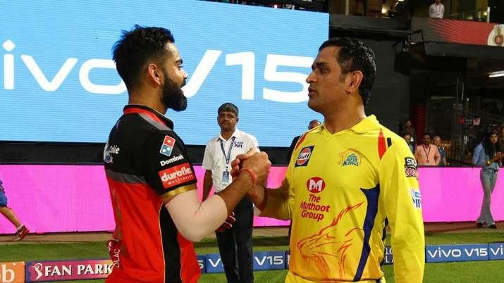 csk, rcb, chennai super kings, ipl 2020, indian premier league 2020, royal challengers bangalore, in