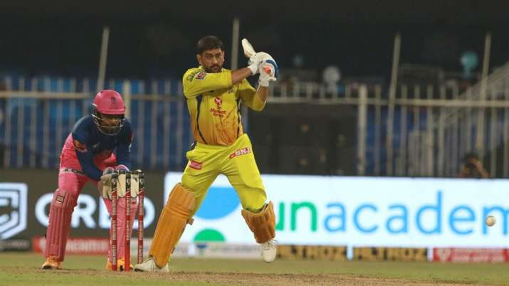 CSK's loss in Sharjah made little difference to the H2H