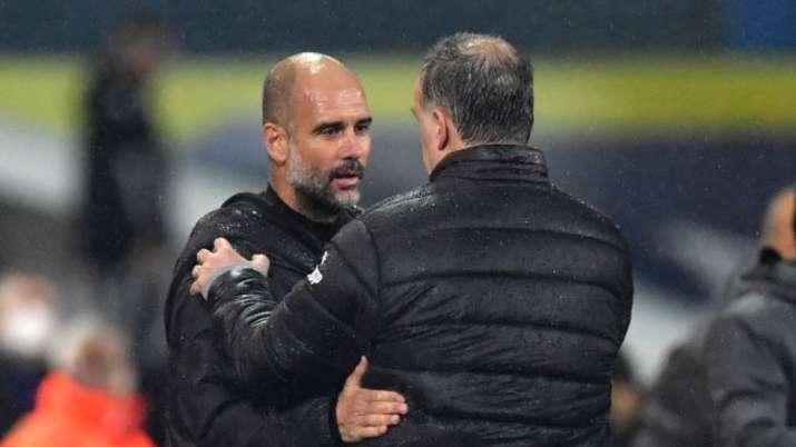 Guardiola'smission is reclaiming the Premier League