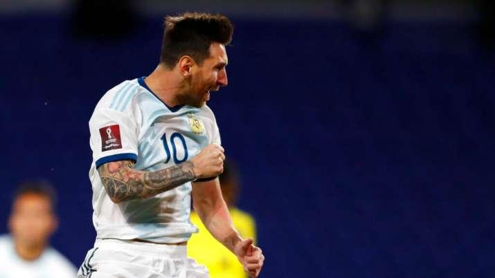 argentina, lionel messi, luis suarez, fifa world cup qualifiers