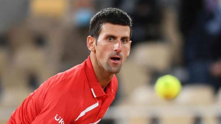 World number one Novak Djokovic has been drawn in Group