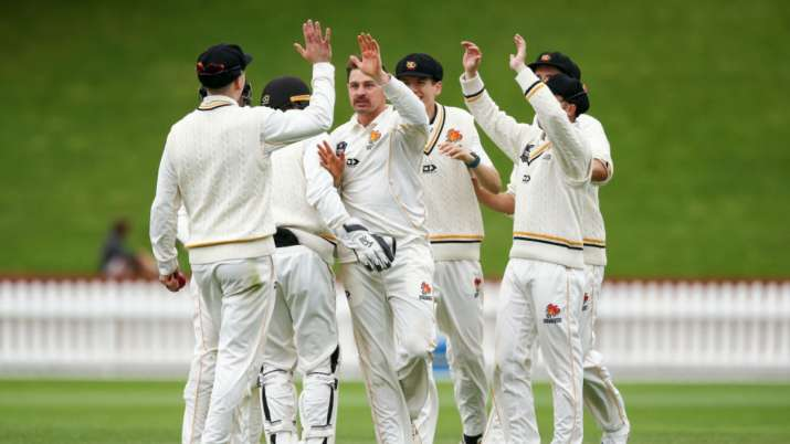 All of New Zealand Cricket's contracted players -- bar the