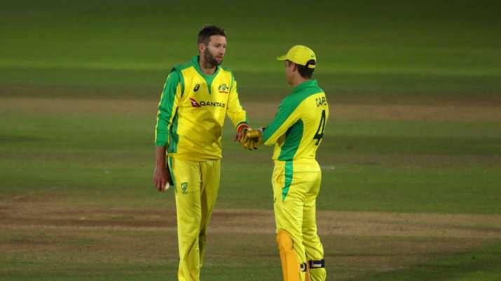 cricket australia, andrew tye, kane richardson, ca, australia cricket