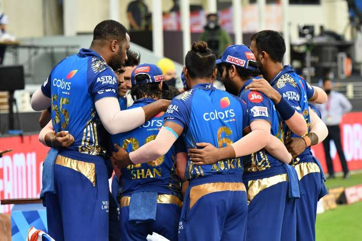 Chennai Super Kings (CSK, in 2013) and MI (2019) are teams