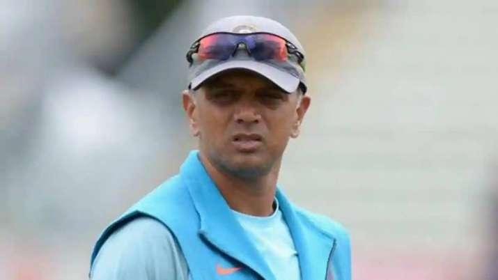India veteran Rahul Dravid