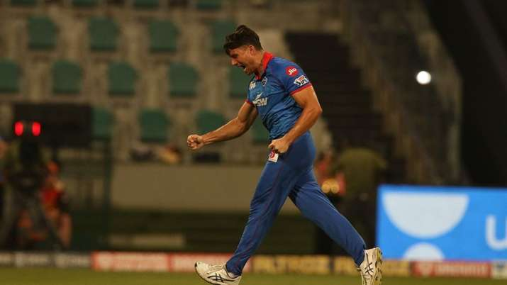 Marcus Stoinis against SRH.