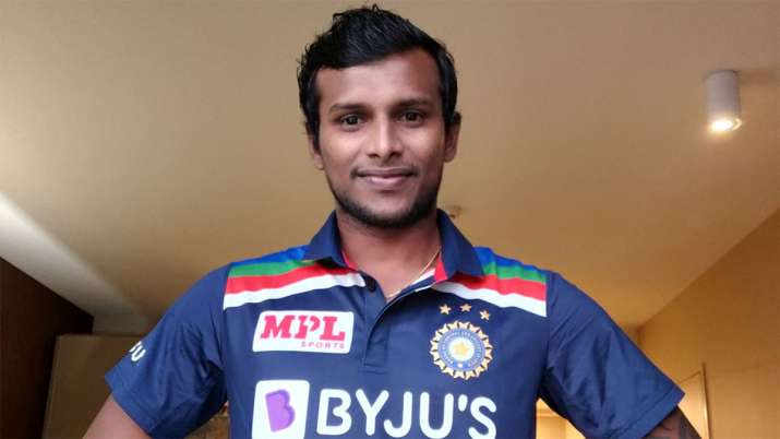 T Natarajan will become the 232nd player to represent Team India in ODIs.