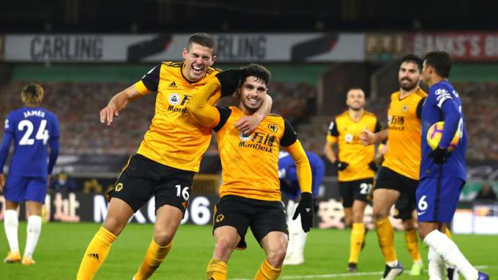 Premier League: Wolves' late goal hurts Chelsea; Manchester City held to draw again