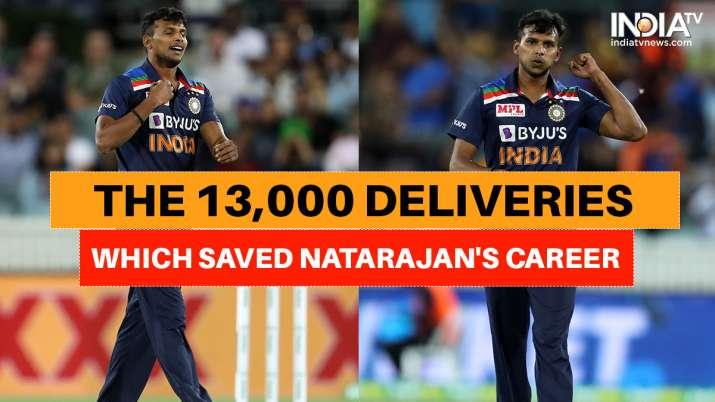 t natarajan, t natarajan 2015, t natarajan chucking, t natarajan bowling, t natarajan india