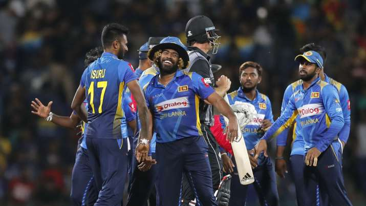 Sri Lanka are scheduled to host England for two Tests just