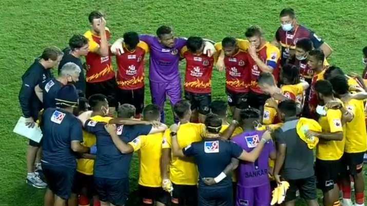East Bengal turned it around in the latter stages of the