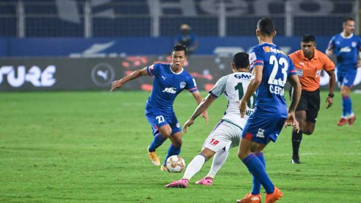 Bengaluru FC interim coach Naushad Moosa made no changes to