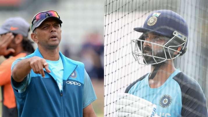 ajinkya rahane, rahul dravid, rahane dravid, india vs australia 2021, ajinkya rahane india, rahul dr