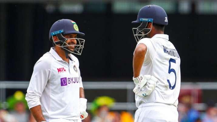 shardul thakur, washington sundar, india vs australia, ind vs aus, ind vs aus 2021, india vs austral