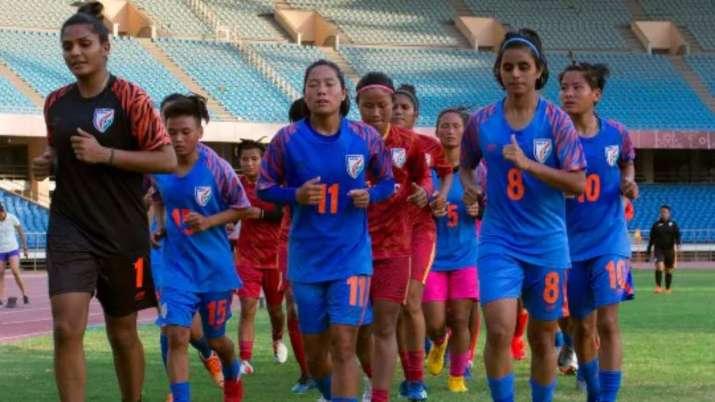 india football team, india womens football team