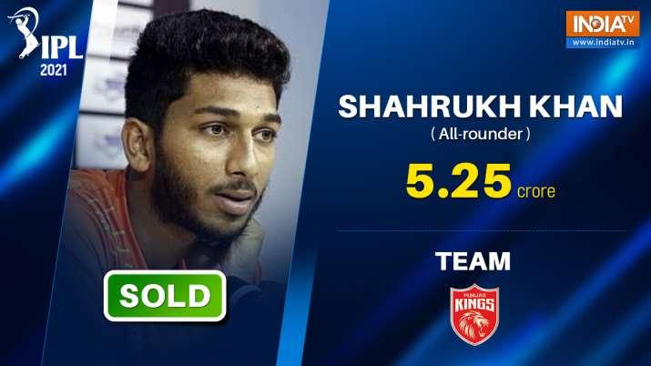 shahrukh khan, ipl 2021 auction, shahrukh khan punjab kings, punjab kings, ipl 2021 auction live, sh