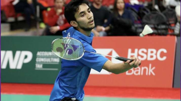 Lakshya Sen, All England, Lakshya Sen All England quarter-final