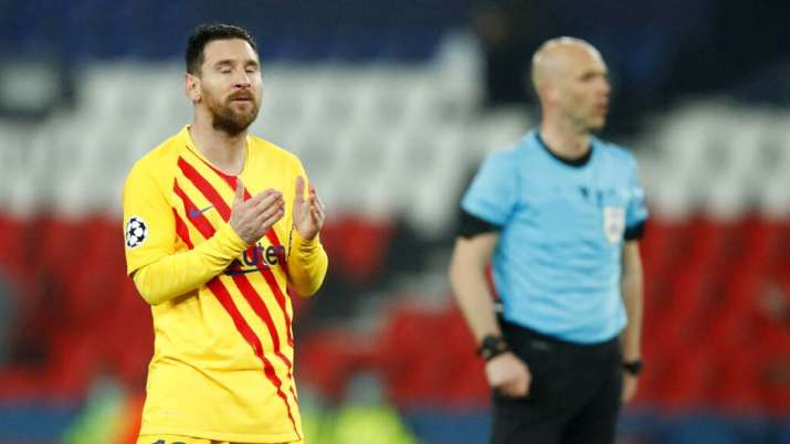 lionel messi, champions league, champions league 2020-21, barcelona, psg vs barcelona