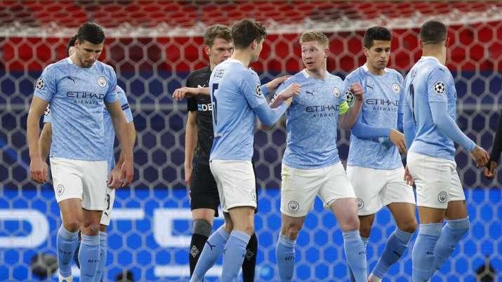 manchester city, man city, pep guardiola, champions league, champions league 2021