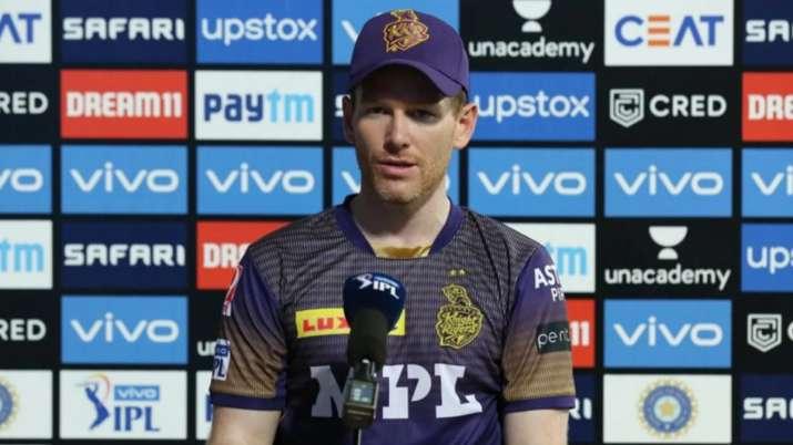 IPL 2021 | Those five dismissals earlier did cost us, says KKR captain Eoin Morgan