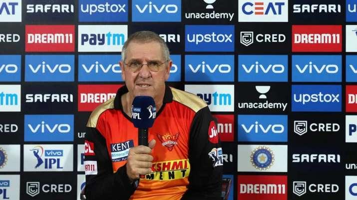 IPL 2021 | Umpires got it right, says SRH coach Trevor Bayliss on Harshal Patel's full toss no-ball