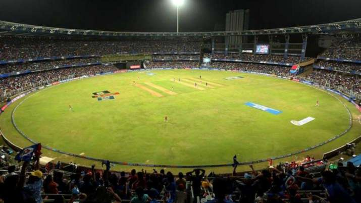 Wankhede Stadium will host the match between Chennai Super Kings and Delhi Capitals on April 10.