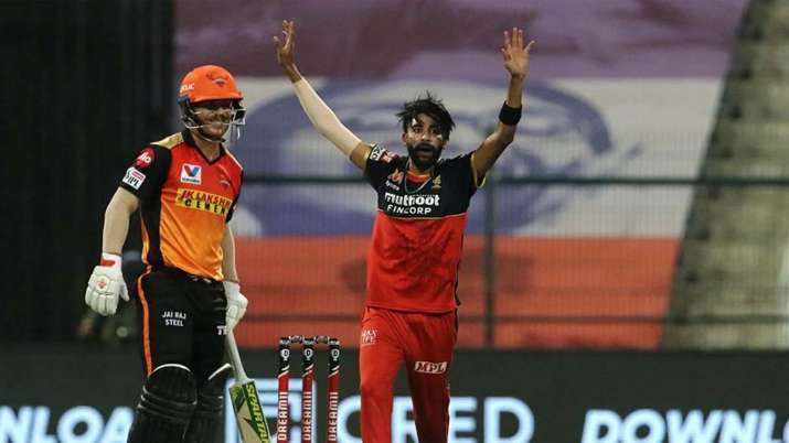 In 17 encounters between the two sides, SRH leads RCB with 10 wins, IPL 2021 | Sunrisers Hyderabad v