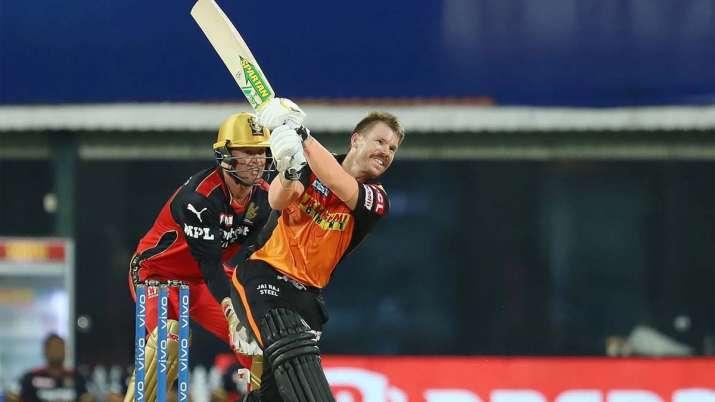IPL 2021 | David Warner hits out at SRH batsmen for playing cross-batted shots after RCB loss