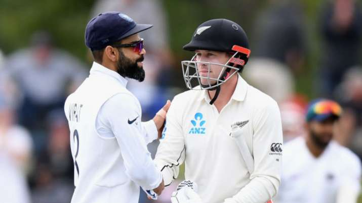 'They've been consistent everywhere': NZ's Henry Nicholls names two key Indian bowlers for WTC final