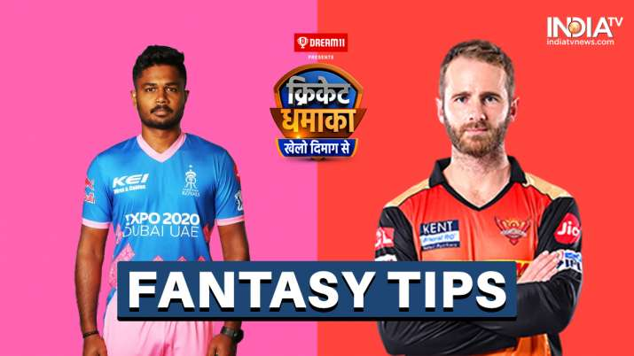 RR vs SRH Dream11 Prediction: Rajasthan Royals vs Sunrisers Hyderabad IPL 2021 Fantasy Tips