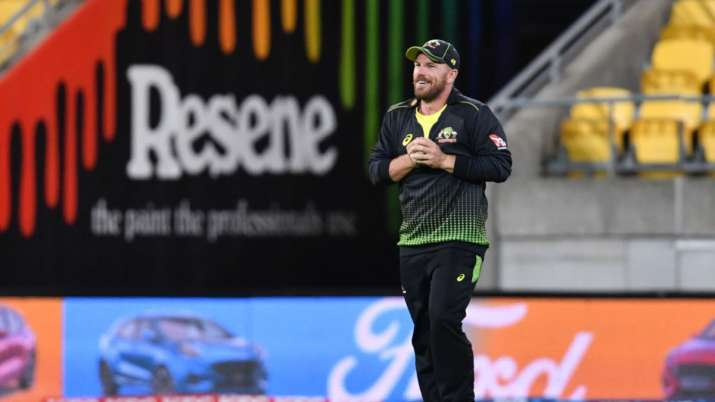 Aaron Finch hopes Australia players will soon be allowed to take families on tours