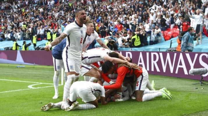 Raheem Sterling, Harry Kane help England beat Germany at Euro 2020