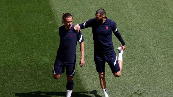Euro 2020: Antoine Griezmann waits Karim Benzema's goals for France