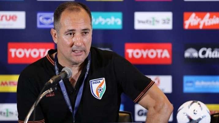Bangladesh a 'very annoying team', says India coach Igor Stimac